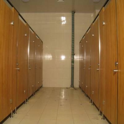 中山洗手间隔断板材强度高,刚度好