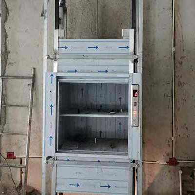 食堂传菜电梯尺寸-太原俊迪电梯(在线咨询)-山西传菜电梯