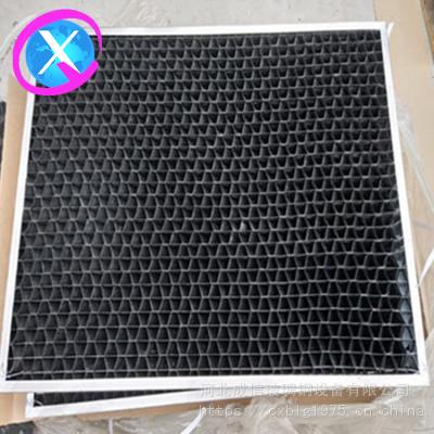 河南冷却塔专进风格栅 PVC塑料粘接进风窗 厂价定制冷却塔进风格栅 品牌成信