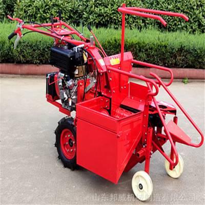 玉米收获机 玉米秸秆还田一体机 多功能收割收获机