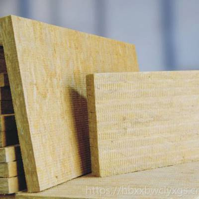 建筑墙体保温板河北石家庄井陉岩棉6公分隔音岩棉板