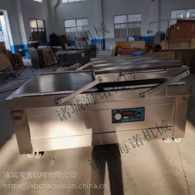 热销高强度保温岩棉板内整形真空包装机