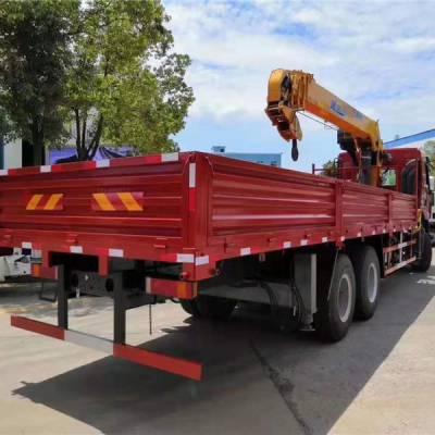 安徽8吨随车吊陕汽德龙供应商