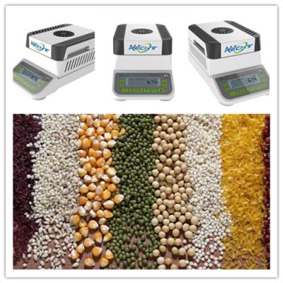 卤素加热玉米水分测试仪测试方案