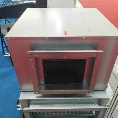 风机箱 加工定制 htfc型消防排烟 通风换气 低噪音柜式离心风机
