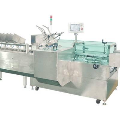 全自动高速装盒机/洗发水装盒机