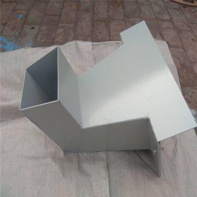 批发钢制侧入式雨水斗 三件套雨水斗DN100价格