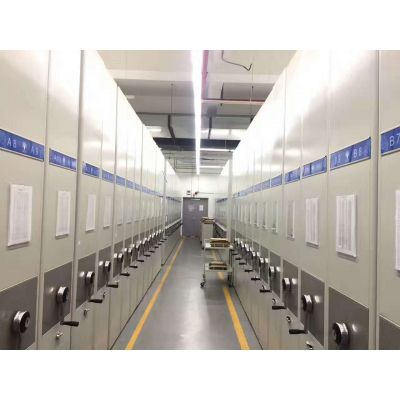 海南密集柜生产厂家 海口密集柜定制 财务凭证密集柜