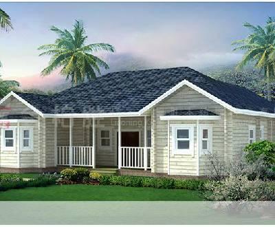 金柏胜-美观(图)-轻型木结构房屋公司-贵州轻型木结构房屋