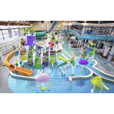 厂家直销定做 夏季高速滑梯冲浪 水上乐园垂直滑梯 戏水设备 水上滑梯玻璃钢滑道
