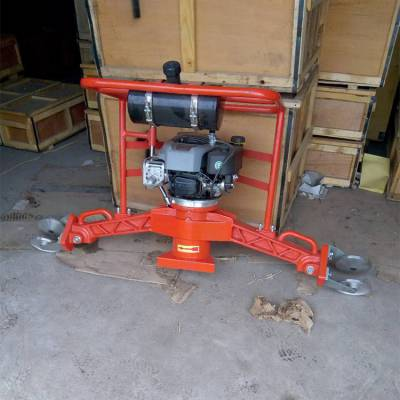 内燃仿形钢轨打磨机 内燃型铁路轨道仿形打磨机 小型仿形打磨机