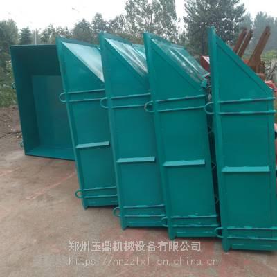 出售建筑工地用多功能塔机料斗 新型砂浆混凝土料斗 圆形料斗价格