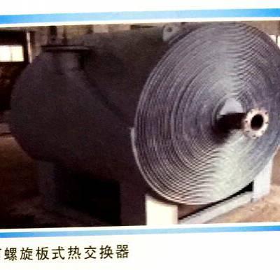 君柯空调设备公司-螺旋板式热交换器厂家哪家好