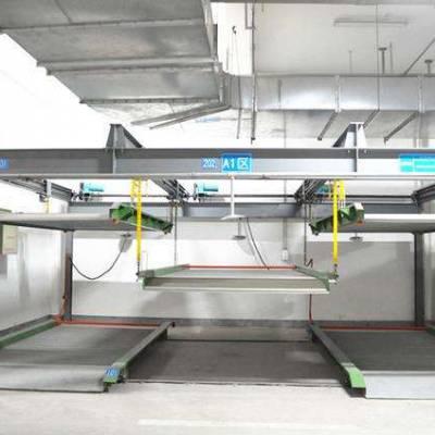 机械立体车库规划验收 迎丰立体停车设备出租