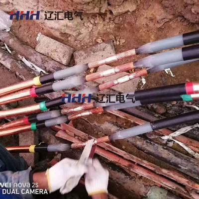 福州电缆模注熔接接头技术 辽汇电气电缆中间熔接头 10kv 35kv高压电缆本体修复技术,设备
