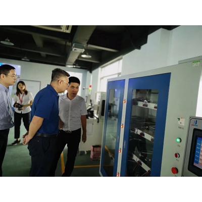 热烈祝贺广东樱花科技订购Delta仪器一批锁具检测设备