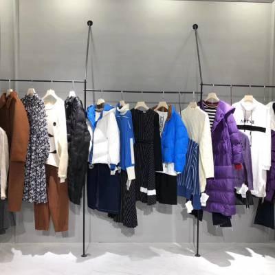 品牌折扣一手货源艺素国际职业女性衬衫女装