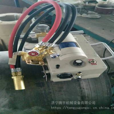 山东济宁供应腾宇CG2--11磁力管道切割机多少钱一台管子气割机