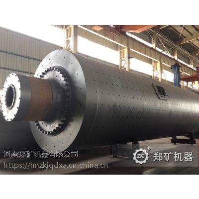 郑矿机器供应多种型号铁渣球磨机 研磨铁渣设备