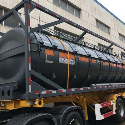 南化-江苏30英尺塑料罐式集装箱/槽罐车/可定制生产