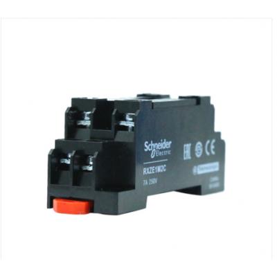 施耐德 RXZ系列继电器底座 订货号:RXZE1M2C 原装正品 假一赔十