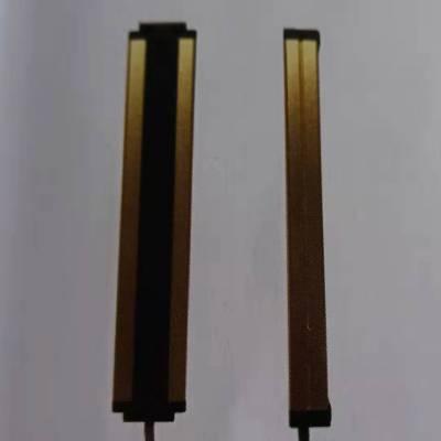 海任科技ET0610小型安全光幕,长度仅50mm,光轴间距:10mm,可代替光电开关