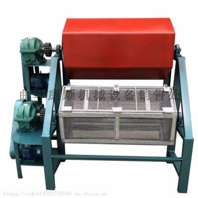 铁疙瘩除锈滚筒式抛光机 曲阜康顺机械生产