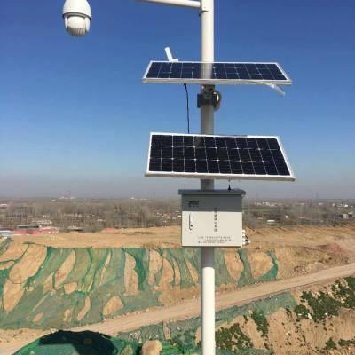 明光恒辉太阳能监控、太阳能发电系统、森林防火监控、太阳能离网发电系统