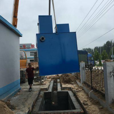 生活污水一体化处理设备-众思创-平顶山污水处理设备