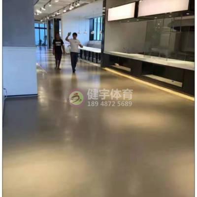 办公地板_广州PVC塑胶地板_专业设计施工PVC拼图工程服务_环保材质_经久耐磨_深圳市健