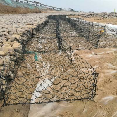 厂家 合金水道用网 石笼规格
