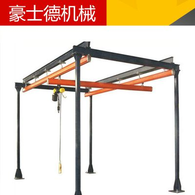 钢性kbk轨道\ 起重钢性轨道 \钢性桁架结构轨道