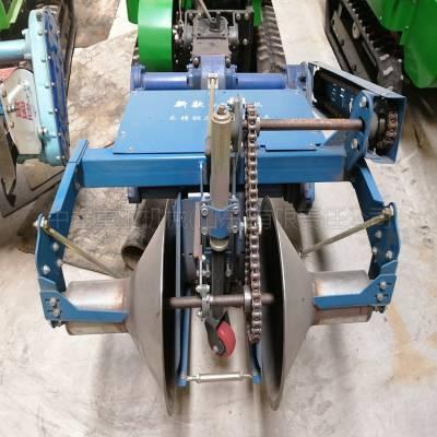 果园履带开沟施肥机报价 自走式履带施肥机 遥控履带开沟机厂家