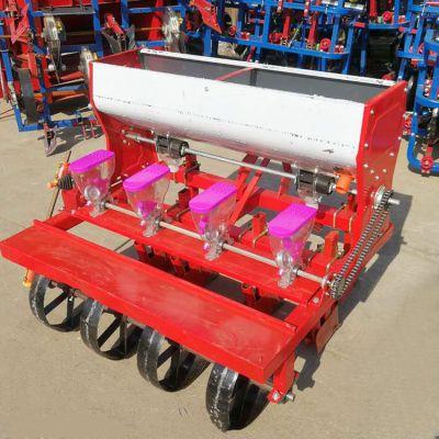 萝卜起垄播种施肥机 一次一粒油菜精播机价格 小白菜点播机