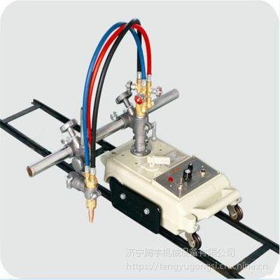 山东济宁供应腾宇CG2-600火焰切圆机1米钢板切圆机厂家