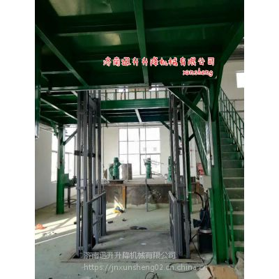 忻州/临汾升降货梯(含导轨货梯+剪叉式货梯)——生产厂家新闻价格