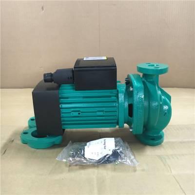 德国wilo威乐HIPH 3-1100QH家用锅炉暖气热水管道增压泵循环泵静音