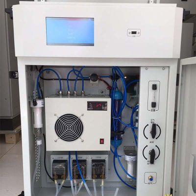 河北地区专用 锅炉氮氧化物尾气分析系统 燃煤燃气锅炉烟气氮氧化物分析仪
