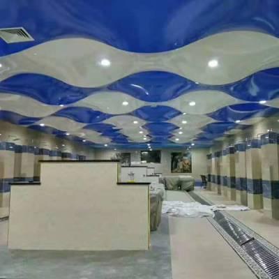 新乡浴池软膜天花灯箱供应商-斯鼎装饰-软膜天花灯箱