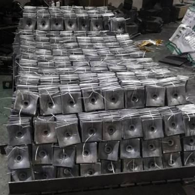 螺纹钢锚索托盘大量批发 蝶形锚索托盘长期供应 航乾工矿配件