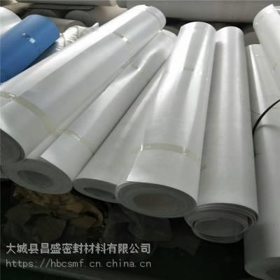 聊城 昌盛密封厂家直销 四氟膨体板 防静电 四氟车削板