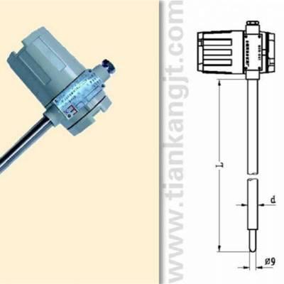 鑫铜仪表WZPB-330一体化防爆热电阻375-1000代理
