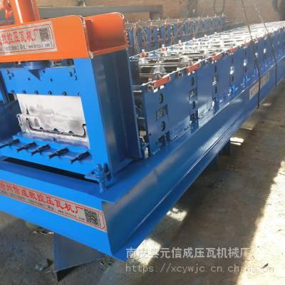 铝镁锰压瓦机设备430彩钢瓦机铁皮瓦机设备
