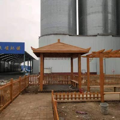 蚌埠防腐木凉亭-秀品堂好品质30年-承接防腐木凉亭多少钱