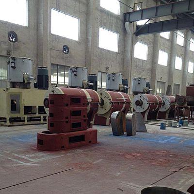 张家港SRL-Z1000/3500W卧式高速混合机组-云帆机械厂家直销