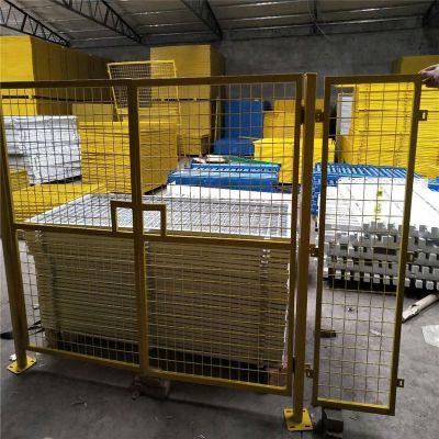 车间护栏网厂家 浸塑铁丝网护栏 边框护栏网报价