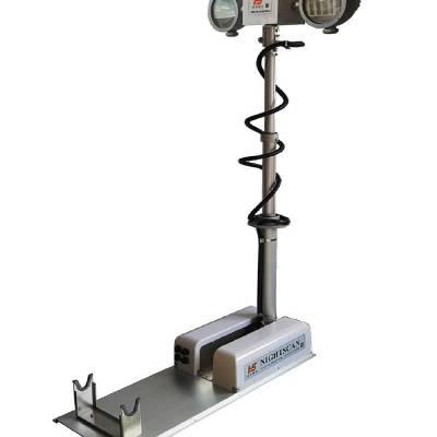 1.2M移动照明装置河圣牌车载升降电梯