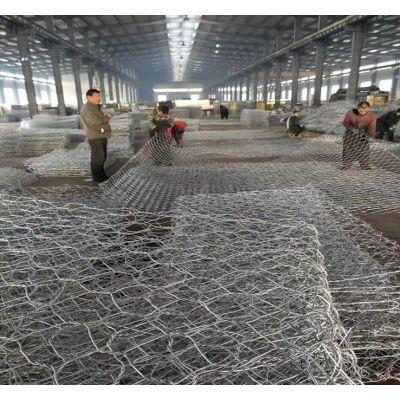 河堤加固格宾网/水利工程石笼网箱/铁丝焊接笼厂家