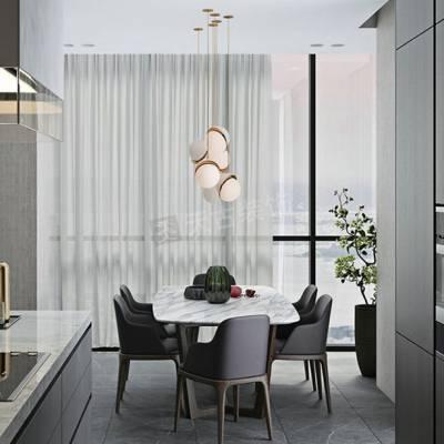 紫泉枫丹别墅设计,北碚联排别墅装修,紫泉枫丹装修案例效果图