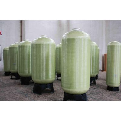 铜川低价批发玻璃钢罐树脂罐 石英砂过滤罐软化罐 质量保证